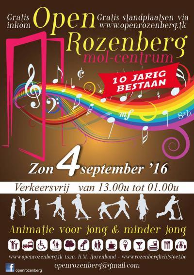 Open Rozenberg 2016